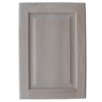 Unfinished Cabinet Door Raised Panel Maple